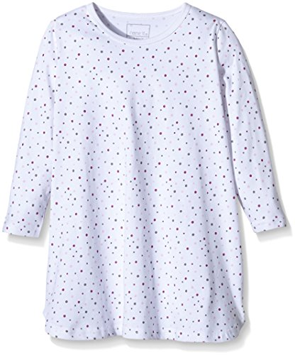 NAME IT Baby-Mädchen Nachthemd NITNIGHTGOWN M G NOOS, Gr. 92, Mehrfarbig (Bright White)