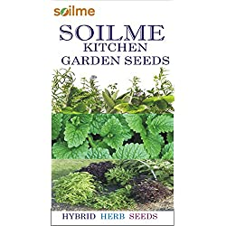 Soil Me Pack Of 4 Herb Seeds - Basil, Rosemary, Oregano And Thyme