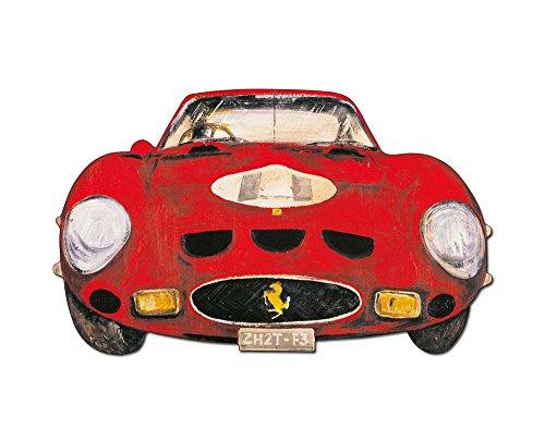 Artopweb Lombardino - Ferrari, Pannello Decorativo, 67