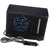 PETSOLA Tragbarer Mini Luftkühler Klimaanlage Air Cooler Wasserkühlung Ventilator USB Für Zimmer Auto Camping
