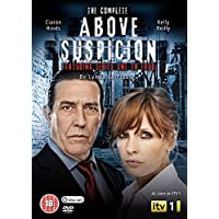 Above Suspicion - The Complete Series One to Four