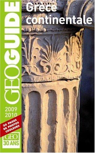 Grèce continentale (ancienne édition)