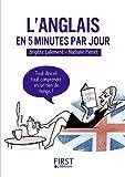 petit livre de l anglais en 5 minutes par jour