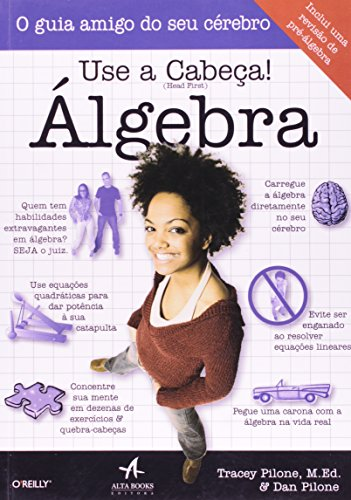 Use a Cabeça! Álgebra (Em Portuguese do Brasil)