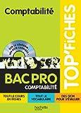 Image de TOP'Fiches - Comptabilité Bac Pro Comptabilité