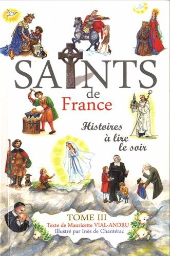Saints de France : Tome 3