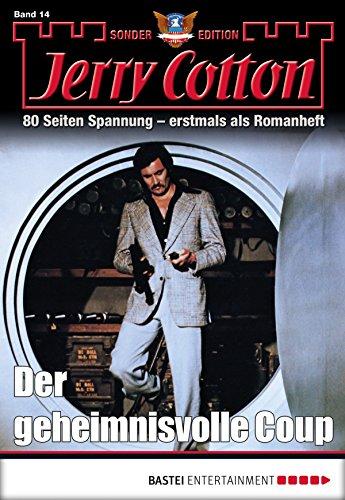Jerry Cotton Sonder-Edition - Folge 14: Der geheimnisvolle Coup