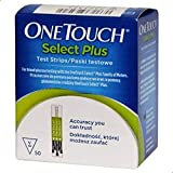 One Touch Select Plus 50 Strips