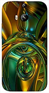 Timpax protective Armor Hard Bumper Back Case Cover. Multicolor printed on 3 Dimensional case with latest & finest graphic design art. Compatible with HTC M8 Design No : TDZ-28853