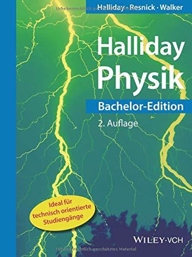 Halliday Physik: Bachelor-Edition
