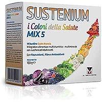 Sustenium I Colori Della Salute Mix5 Integratore Alimentare 14 Bustine Promo