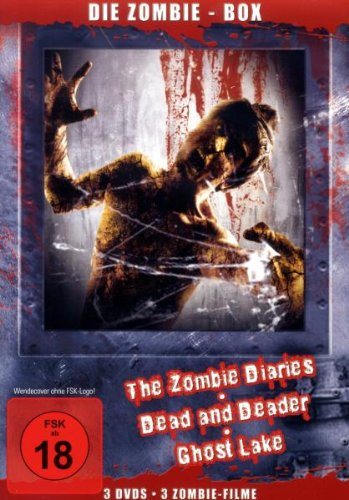 Die Zombie Box : The Zombie Diaries - Dead And Deader - Ghost Lake [3 ()