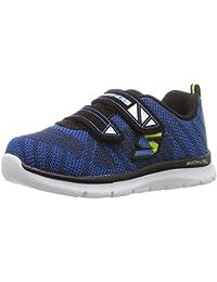 95052N SKECHERS azul marino del bebé zapatos ligeros inconvenientes