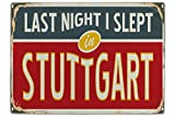 LEotiE SINCE 2004 Puzzle Reisen Küche Stuttgart Deutschland Bedruckt 120 Teile