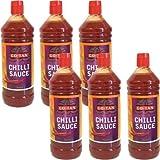 GoTan Asia-Sauce 'Sweet-Chilli' 6 x 1000ml (Süß-Chilli)