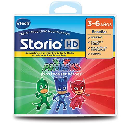 VTech- Cartucho para Storio, PJ Mask (3480-271122)