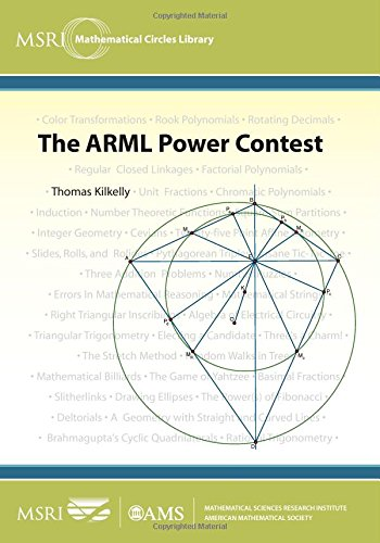 The ARML Power Contest (MSRI Mathematical Circles Library)