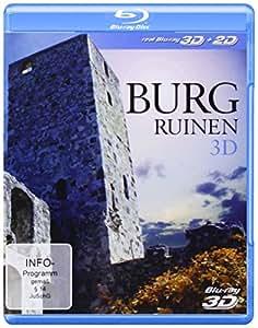 Burgruinen 3D [Blu-ray]