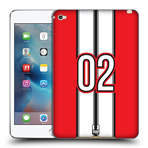 Head Case Designs Russia Viva Il Calcio Cover Retro Rigida per Apple iPhone 7 Plus / 8 Plus Redneck