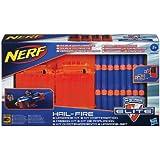 Nerf - A00911480 - Jeu de Plein Air - Nerf Elite - Recharges X24 + 4 Chargeurs
