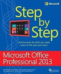 Microsoft Office Professional 2013 Step by Step (Step by Step (Microsoft))