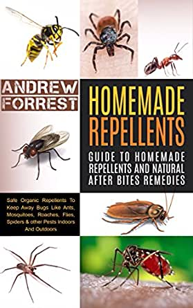Homemade repellents ultimate guide to homemade for Home remedies to keep spiders away