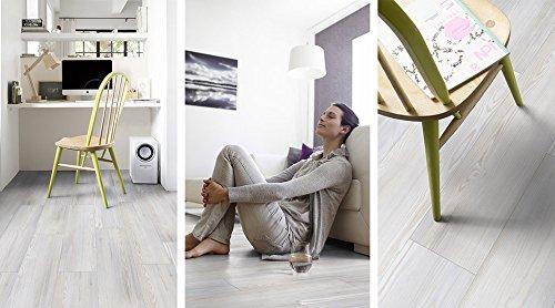 Gerflor Senso Rustic - Skadi AS 7.25 Vinyl-Laminat Fußbodenelag 0724 Vinylboden selbstklebend - Paket a 2,69m²