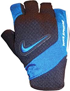Nike Pro Padded Mitts - Blue XL