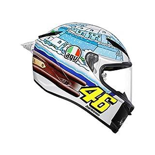 AGV Pista GP-R Rossi Winter Test 2017 Integralhelm L (60/61)