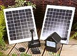 1550l/h Solar-Pumpe