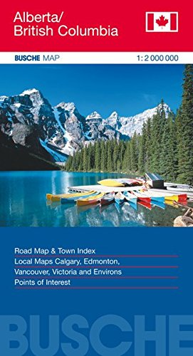 Alberta British Columbia 1 2 000 000 par Annette Albert-Zerlik