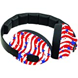 Banz Baby Ear Defenders (One Size, Stars and Stripes)