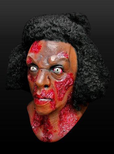 mbiemaske Horror Halloween Karneval Fasching (Halloween Afro)