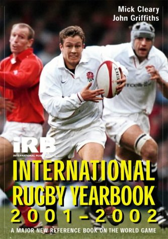 IRB International Rugby Yearbook 2001/2002 por Mick Cleary