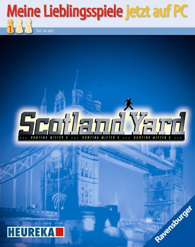 Preisvergleich Produktbild Scotland Yard - Hunting Mister X
