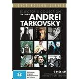 Andrei Tarkovsky Collection - 9-DVD Box Set ( Solaris / Ivan's Childhood / Andrei Rublev / The Mirror / Stalker ) ( Solyaris / Ivanovo detstvo / Andre [ NON-USA FORMAT, PAL, Reg.0 Import - Australia ] by Andrei Konchalovsky
