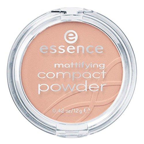 essence Gesichtspuder mattifying compact powder natural beige 01, 12 g (1St)