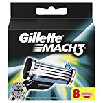 Gillette Mach3 - Recambio de m...