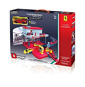 Burago - Playset para coches de juguete (15631)