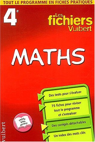Maths 4ème