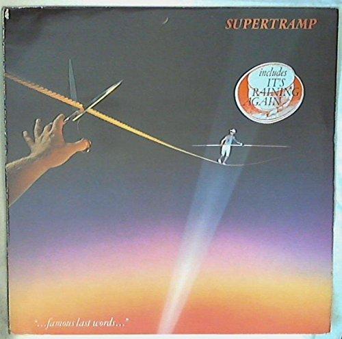LP 33 giri 12 ' - Supertramp -