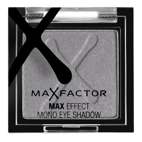 Max Factor Max Effect Mono Eye Shadow (11 Silver Dust) by Max Factor