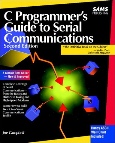 C. Programmer's Guide to Serial Communications