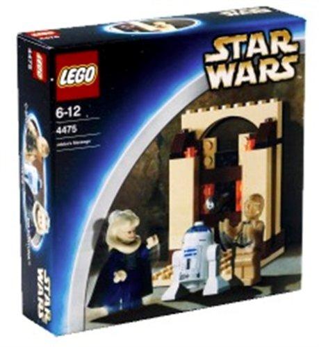 LEGO Star Wars - Entrega del Mensaje a Jabba