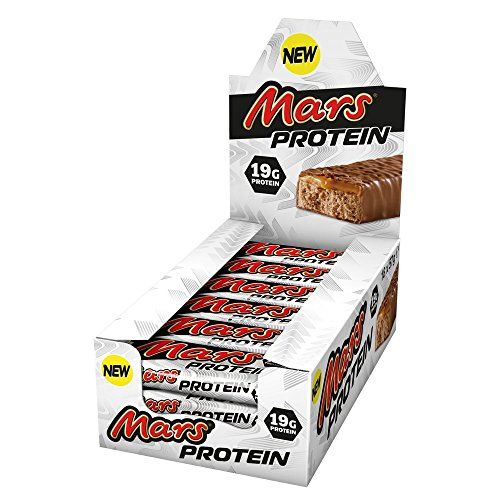 Mars 18 x 57 g Protein Bar by Mars