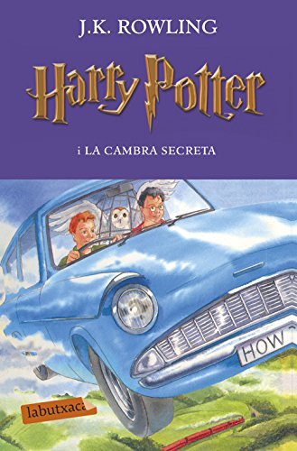 Harry Potter i la cambra secreta (Labutxaca)