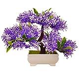 jianbo Künstliche pflanzen,Japanischer Pinien Mit Schale ,Home Hochzeit Dekoration /Lucky Deko , #130