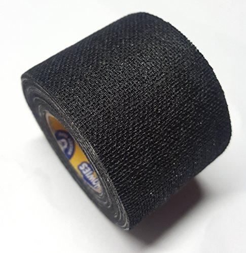 Howies Schlägertape Profi non-stretch Grip Hockey-Tape, Griptape (schwarz)
