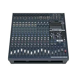Table de mixage YAMAHA EMX5016 2 X 500 W Amplifiée
