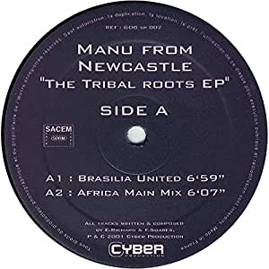 The Tribal Roots EP